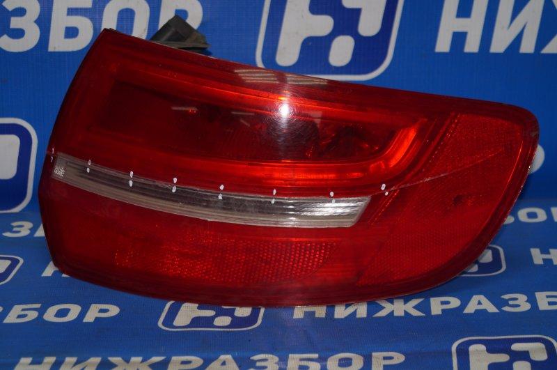 Фонарь наружный Audi A3 8P 1.4 (CAX) 2008 задний правый (б/у)