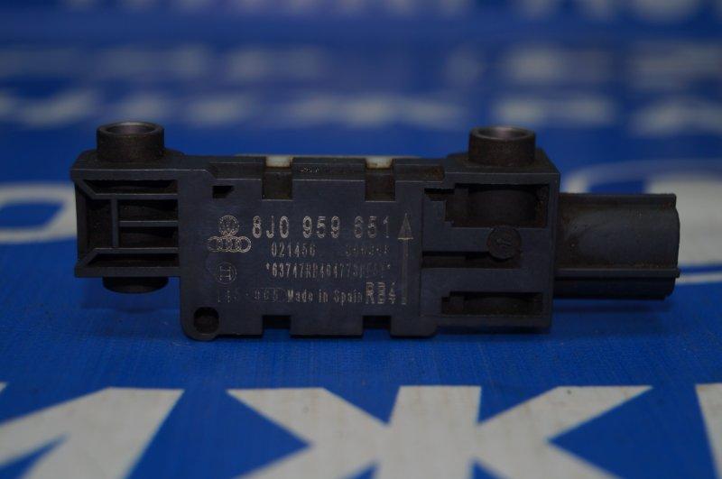 Датчик air bag Audi A3 8P 1.4 (CAX) 2008 (б/у)