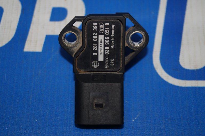 Датчик давления наддува Audi A3 8P 1.4 (CAX) 2008 (б/у)