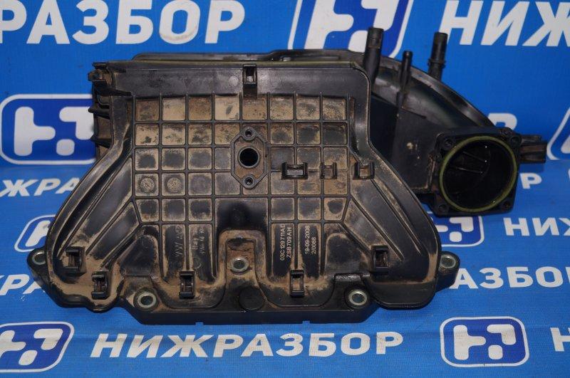 Коллектор впускной Audi A3 8P 1.4 (CAX) 2008 (б/у)