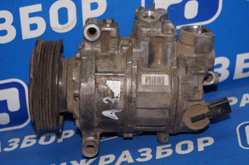 Компрессор кондиционера Audi A3 8P 1.4 (CAX) 2008 (б/у)