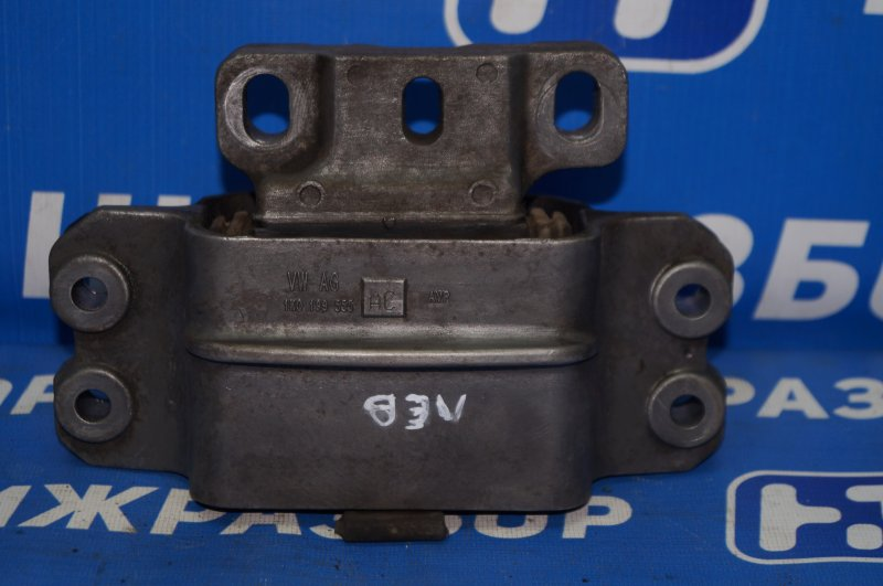 Опора двигателя Audi A3 8P 1.4 (CAX) 2008 левая (б/у)