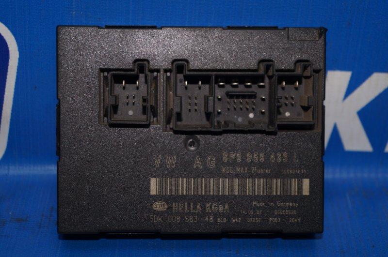 Блок комфорта Audi A3 8P 1.4 (CAX) 2008 (б/у)