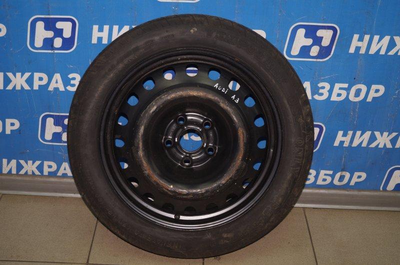Диск запасного колеса (докатка) Audi A3 8P 1.4 (CAX) 2008 (б/у)
