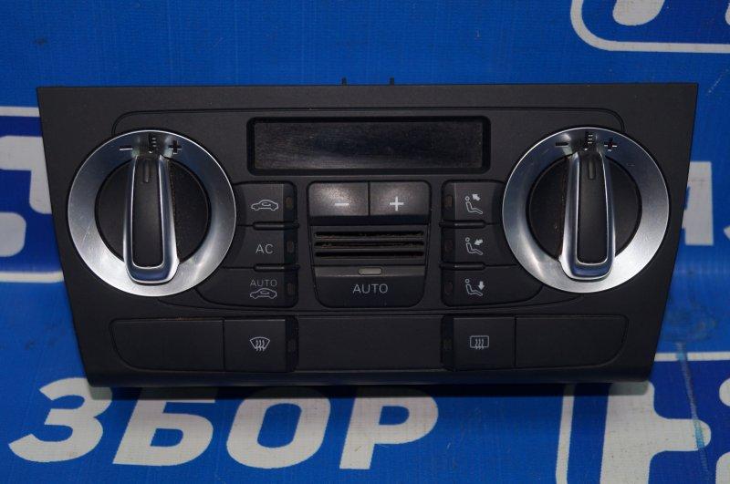 Блок управления климатической установкой Audi A3 8P 1.4 (CAX) 2008 (б/у)