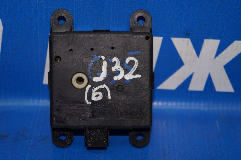 Моторчик заслонки печки Infiniti G 35 2007 (б/у)