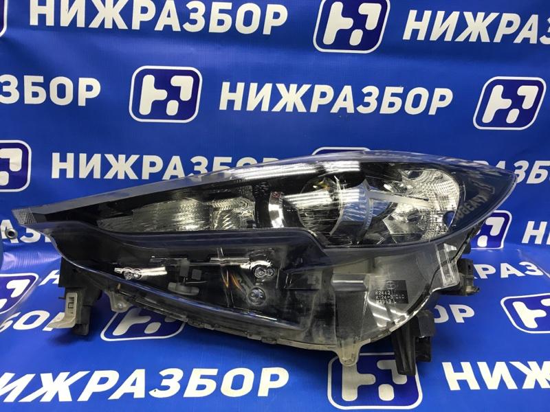 Фара Mazda Cx 5 передняя левая (б/у)