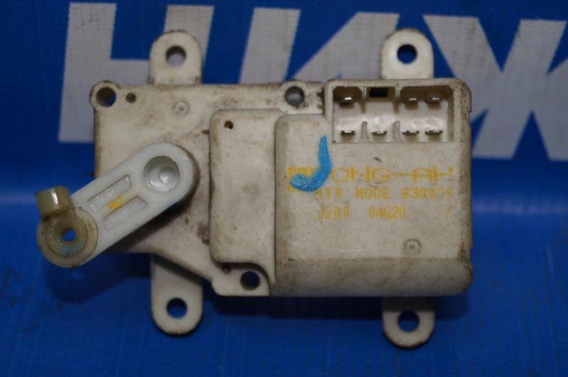 Моторчик заслонки печки Chevrolet Lacetti 2003 (б/у)