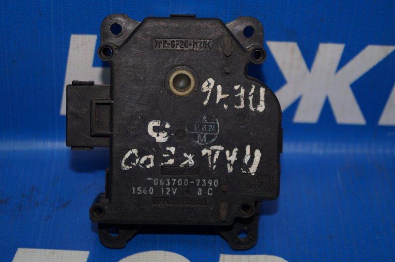 Моторчик заслонки печки Mitsubishi Pajero/montero 4 V8 2007> (б/у)