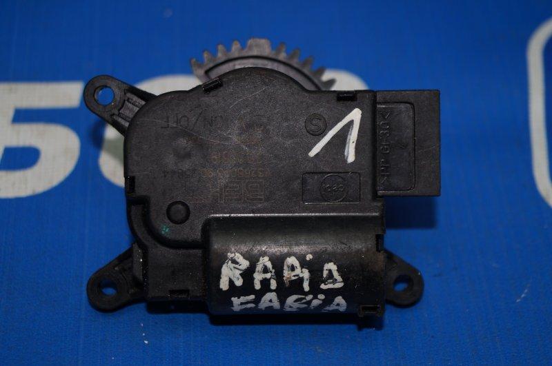 Моторчик заслонки печки Skoda Rapid 2013> (б/у)
