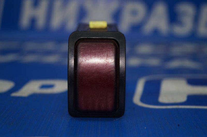 Кнопка аварийной сигнализации Mazda 323 BG 1989 (б/у)