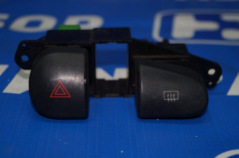 Кнопка аварийной сигнализации Mitsubishi Lancer 5 CB 1992 (б/у)
