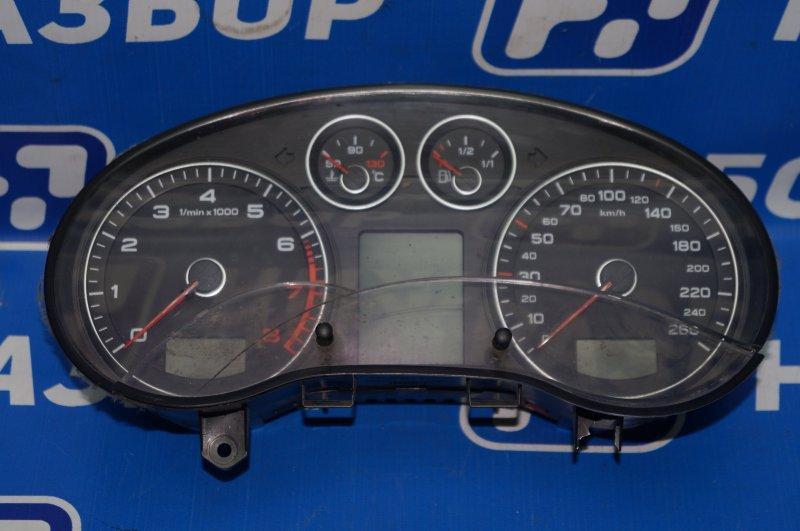 Панель приборов Audi A3 8P 1.4 (CAX) 2008 (б/у)