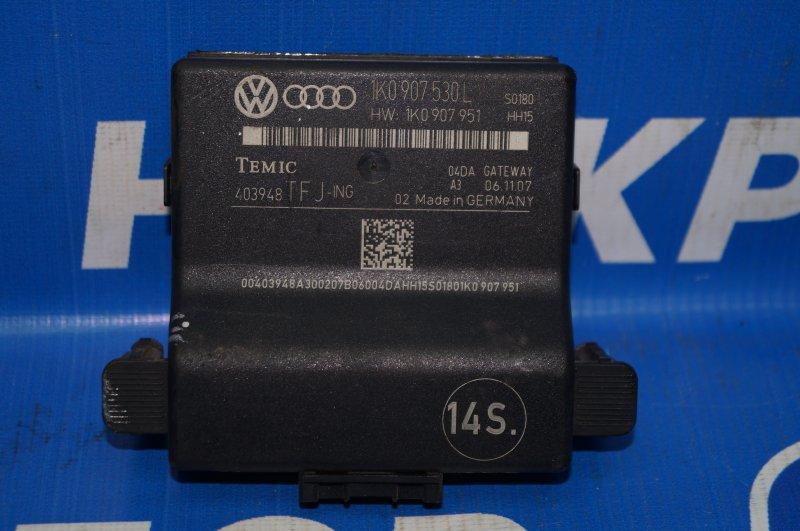 Блок электронный Audi A3 8P 1.4 (CAX) 2008 (б/у)