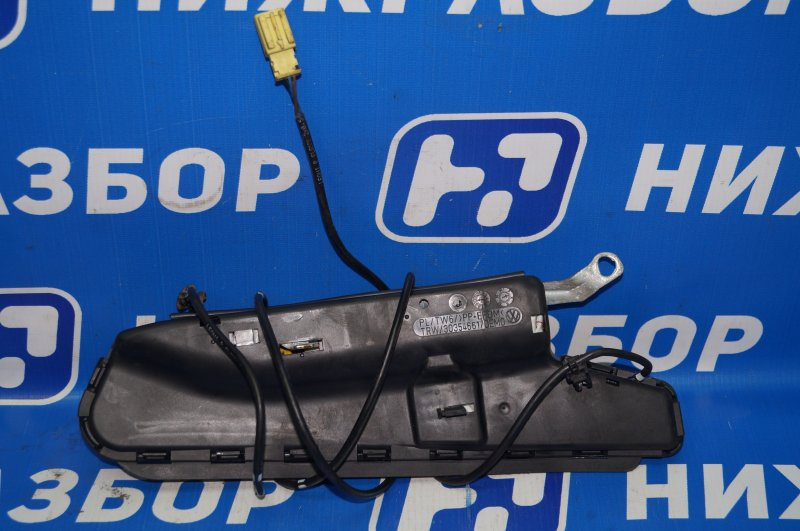Подушка безопасности в сиденье Audi A3 8P 1.4 (CAX) 2008 передняя правая (б/у)