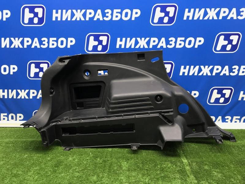 Обшивка багажника Geely Emgrand X7 задняя левая (б/у)