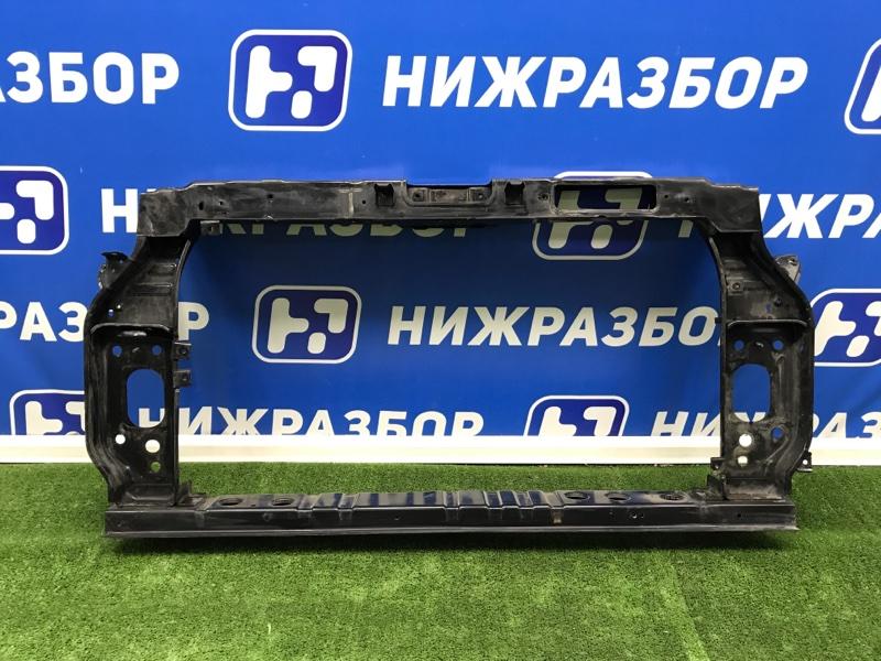 Панель передняя, телевизор Hyundai Creta 2016> (б/у)