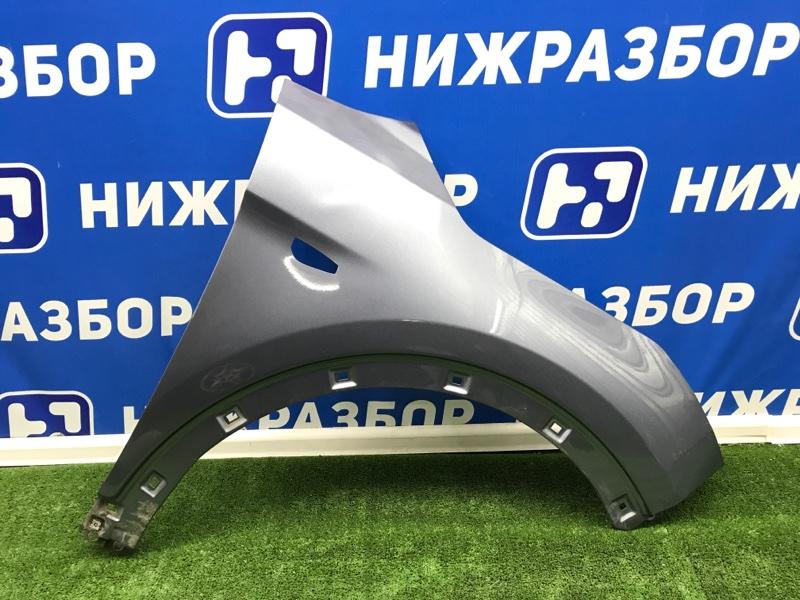 Крыло Hyundai Creta 2016> переднее правое (б/у)