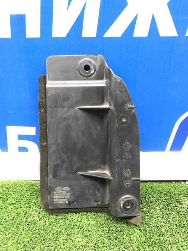 Дефлектор радиатора Hyundai Creta 2016> передний левый (б/у)