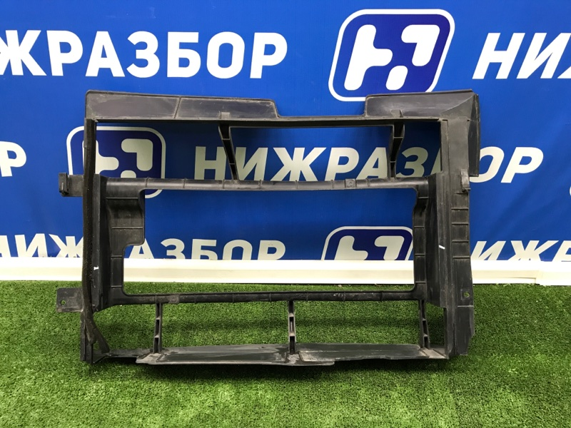 Кожух радиатора Hyundai Creta 2016> передний (б/у)