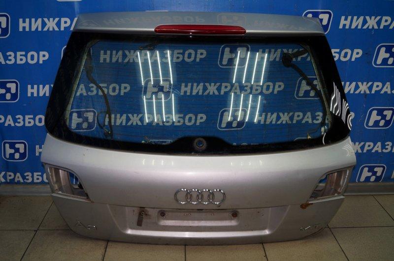 Дверь багажника Audi A3 8P 1.4 (CAX) 2008 (б/у)