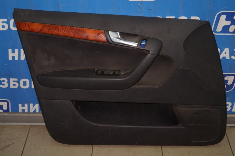 Обшивка двери Audi A3 8P 1.4 (CAX) 2008 передняя левая (б/у)