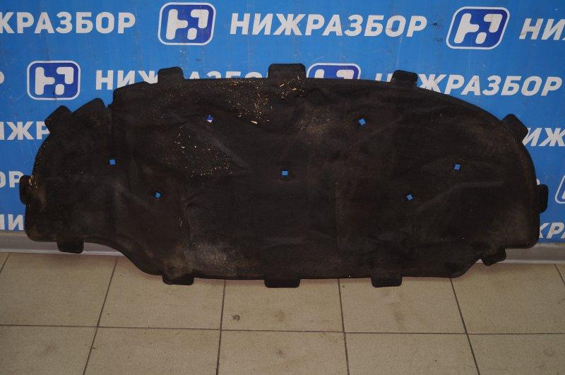 Шумоизоляция капота Audi A3 8P 1.4 (CAX) 2008 (б/у)