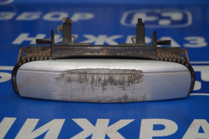 Ручка двери наружная Audi A3 8P 1.4 (CAX) 2008 задняя правая (б/у)