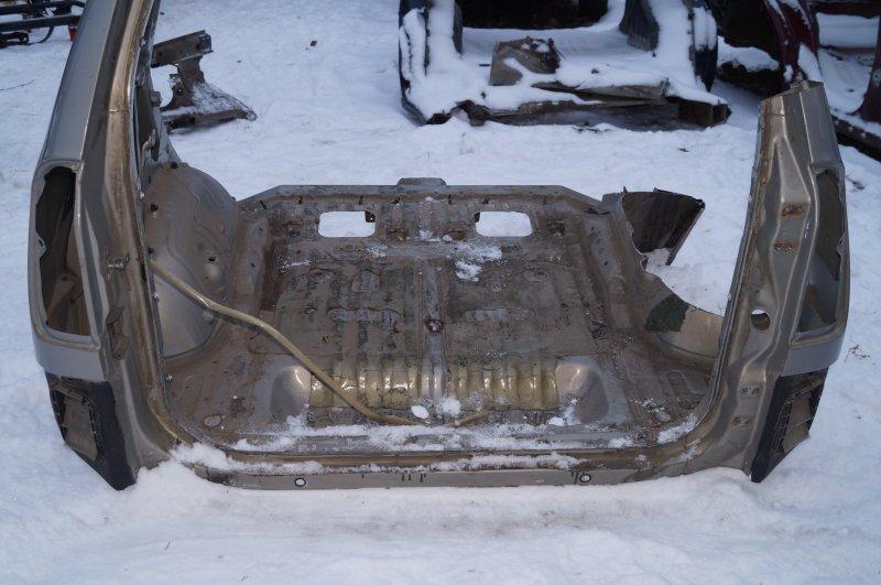 Панель кузова Chery Tiggo T11 1.8 SQR481FC 2009 задний (б/у)