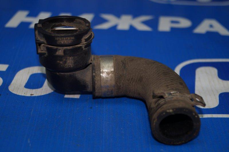 Фланец двигателя системы охлаждения Audi A3 8P 1.4 (CAX) 2008 (б/у)
