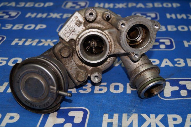 Турбина Audi A3 8P 1.4 (CAX) 2008 (б/у)