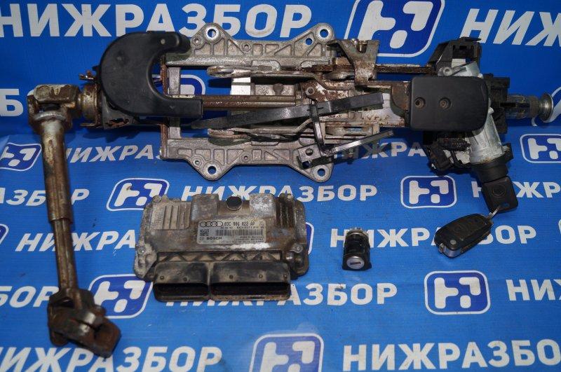 Замок зажигания (комплект) Audi A3 8P 1.4 (CAX) 2008 (б/у)