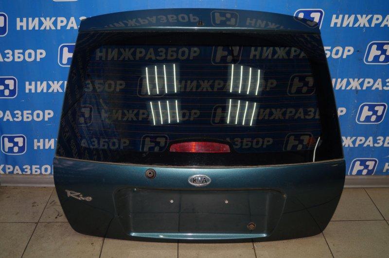 Дверь багажника Kia Rio 1 DC 1.5 A5D 2003 (б/у)