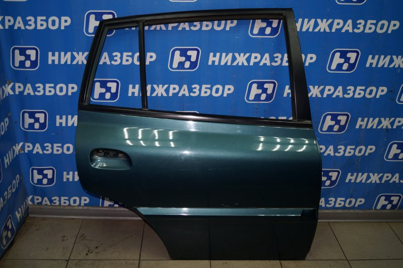 Дверь Kia Rio 1 DC 1.5 A5D 2003 задняя правая (б/у)