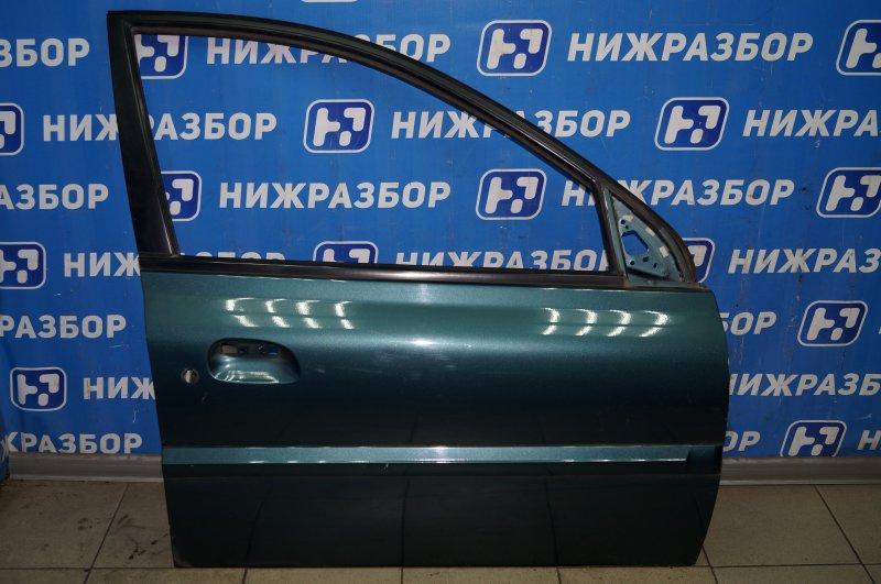Дверь Kia Rio 1 DC 1.5 A5D 2003 передняя правая (б/у)