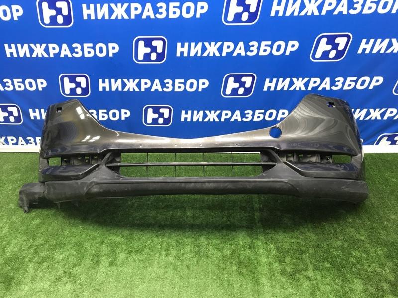 Бампер Mazda Cx-5 передний (б/у)
