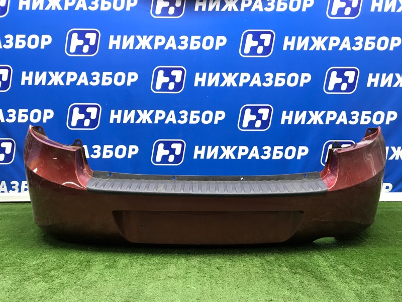Бампер Lada Granta 2011> задний (б/у)