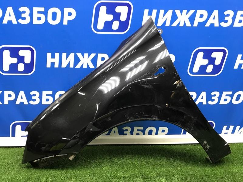 Крыло Lada Granta 2011> переднее левое (б/у)