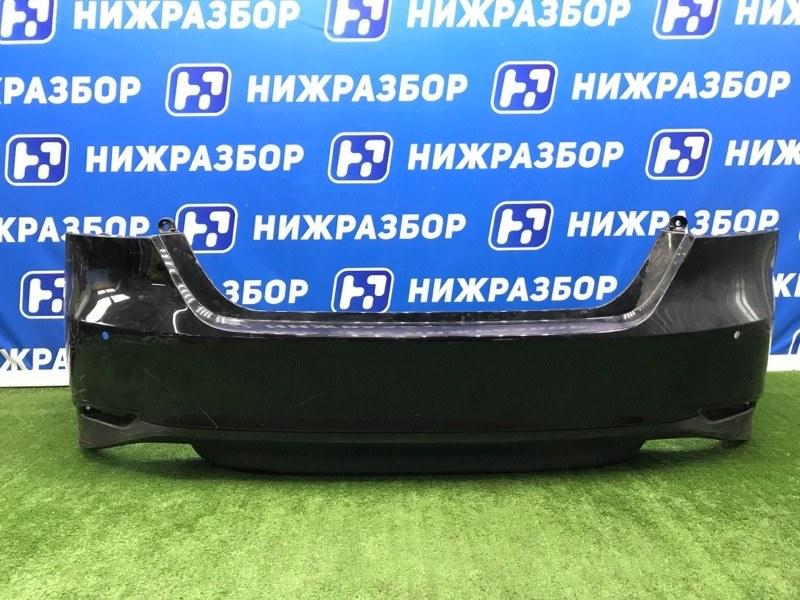 Бампер Toyota Camry XV70 задний (б/у)