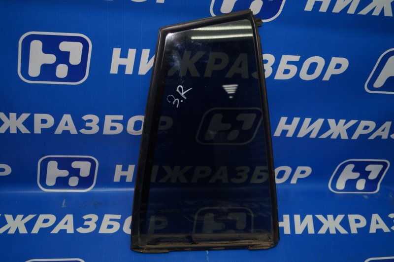 Форточка двери Kia Rio 1 DC 1.5 A5D 2003 задняя правая (б/у)