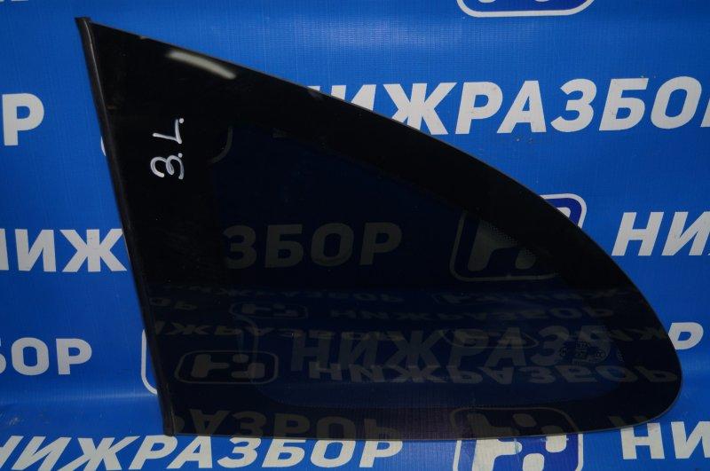 Стекло кузовное глухое Kia Rio 1 DC 1.5 A5D 2003 заднее левое (б/у)