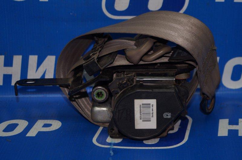 Ремень безопасности с пиропатроном Kia Rio 1 DC 1.5 A5D 2003 передний правый (б/у)