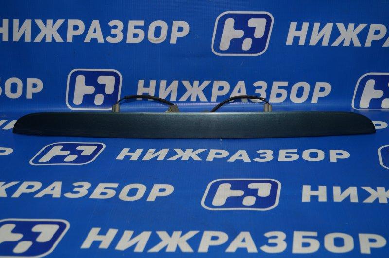 Накладка двери багажника Kia Rio 1 DC 1.5 A5D 2003 (б/у)