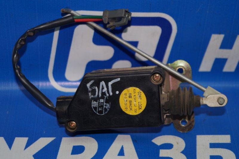 Активатор замка багажника Kia Rio 1 DC 1.5 A5D 2003 (б/у)