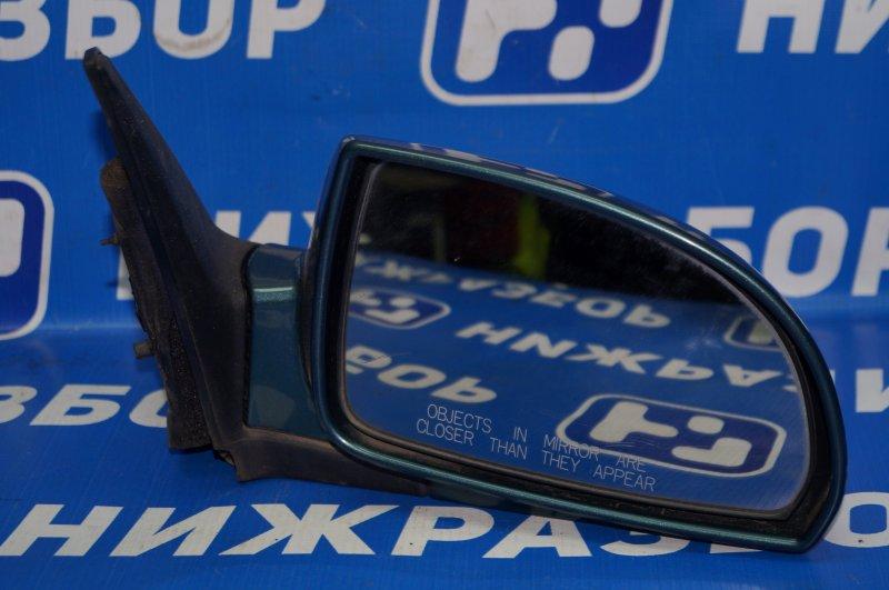 Зеркало электрическое Kia Rio 1 DC 1.5 A5D 2003 правое (б/у)