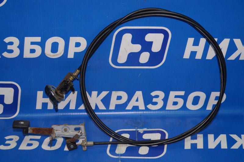Трос лючка бензобака Kia Rio 1 DC 1.5 A5D 2003 (б/у)