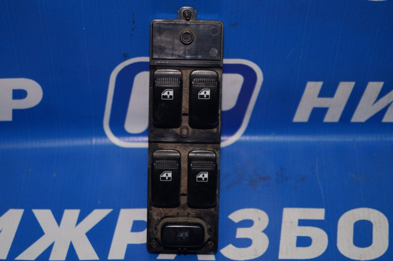 Блок управления стеклоподъемниками Kia Rio 1 DC 1.5 A5D 2003 (б/у)