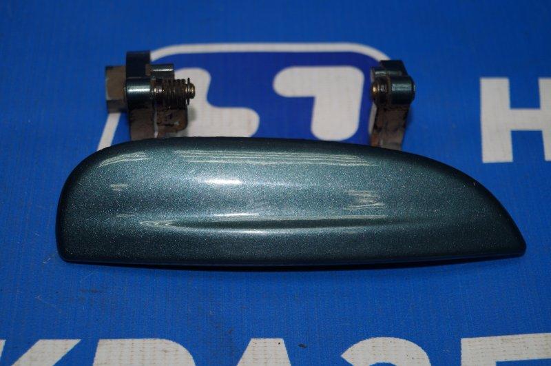 Ручка двери наружная Kia Rio 1 DC 1.5 A5D 2003 задняя правая (б/у)