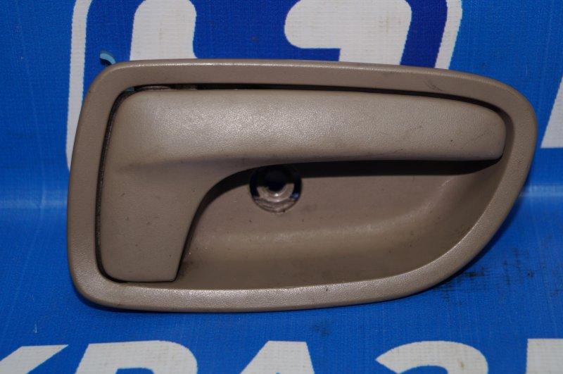 Ручка двери внутренняя Kia Rio 1 DC 1.5 A5D 2003 передняя правая (б/у)