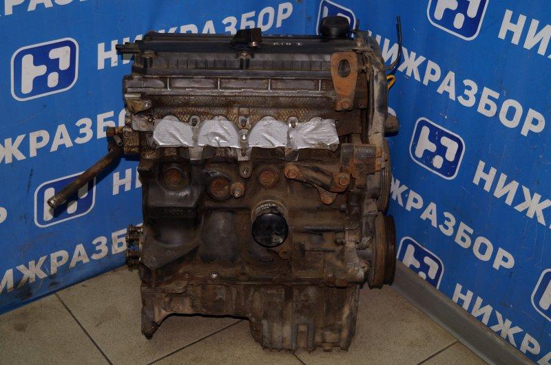 Двигатель (двс) Kia Rio 1 DC 1.5 A5D 2003 (б/у)
